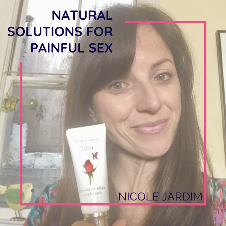 Natural Solutions For Painful Sex