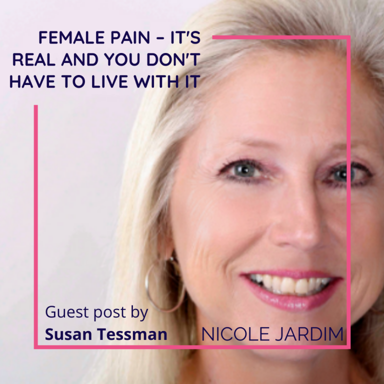 Female Pain – It's Real and You Don't Have to Live With it