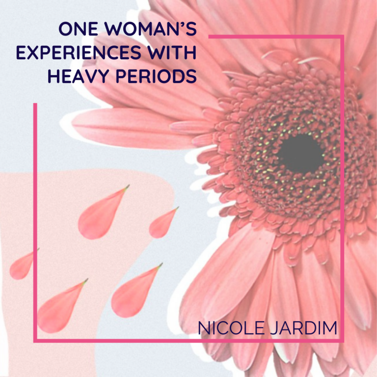 One Woman's Experiences with Heavy Periods