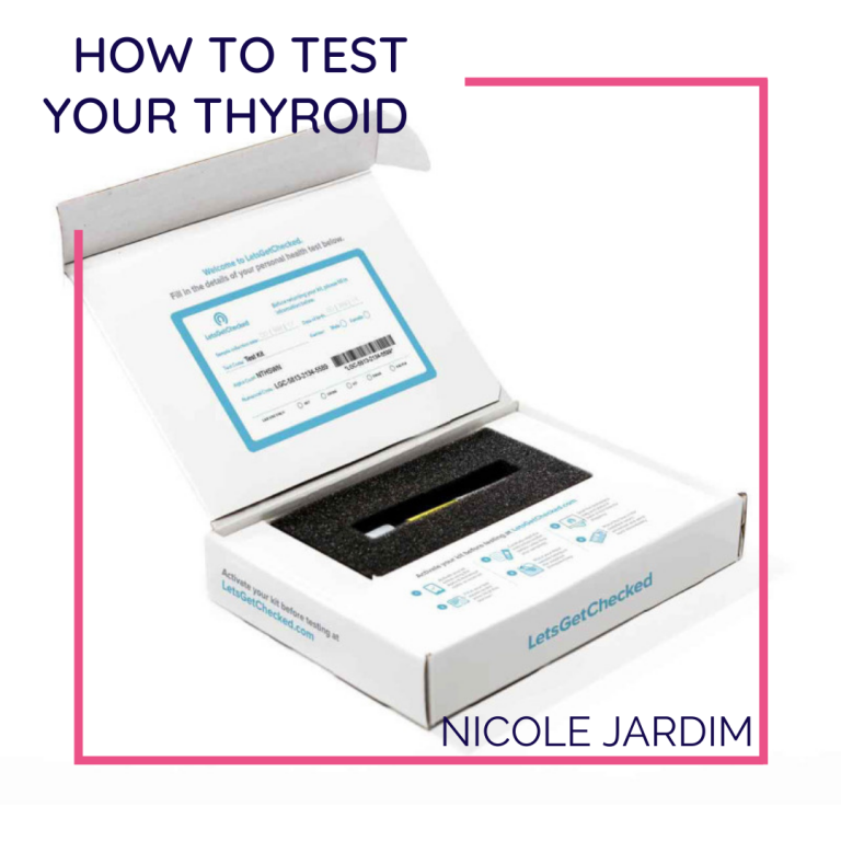 How To Test Your Thyroid