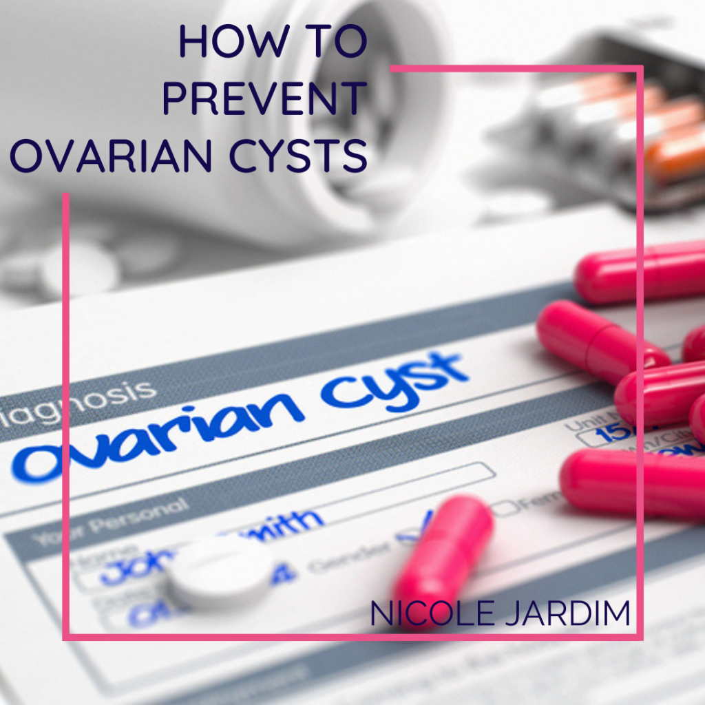 How to Prevent Ovarian Cysts