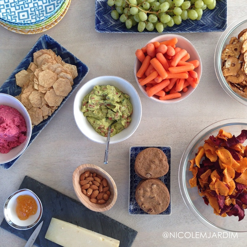Healthy Foods - Nicole Jardim