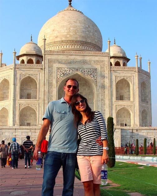 H+N Taj Mahal