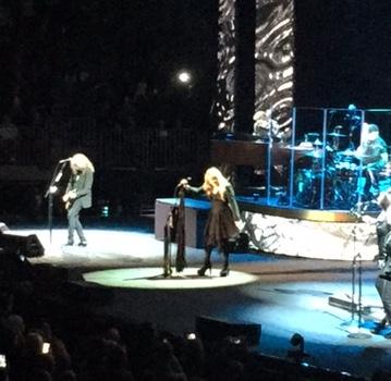 Stevie Nicks at Madison Square Garden
