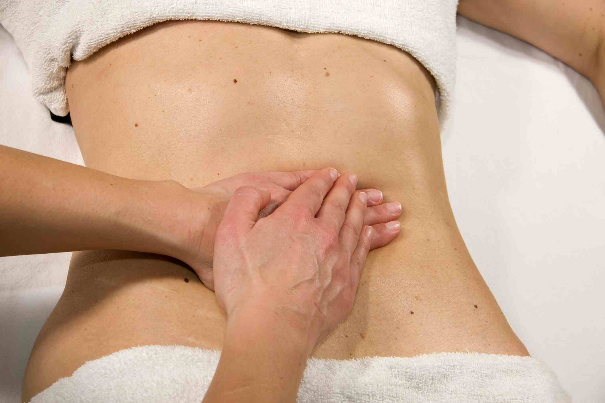 Maya Abdominal Massage Therapy For Period Pain