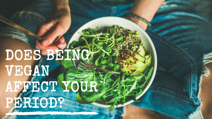 Does being vegan affect your period?
