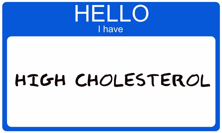 Hello I Have High Cholesterol