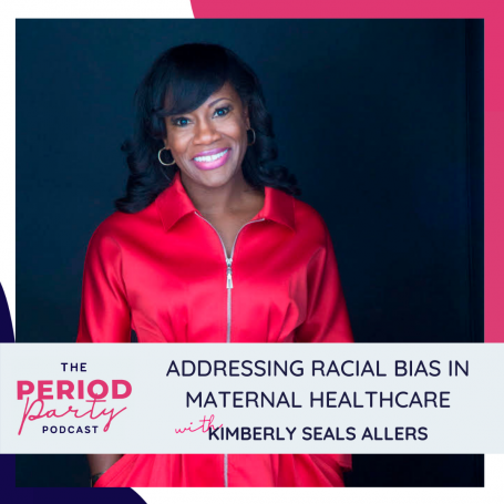 Addressing Racial Bias In Maternal Healthcare With Kimberly Seals Allers