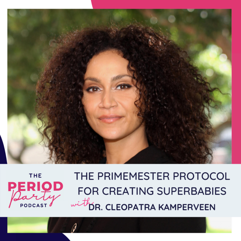 The Primemester Protocol For Creating Superbabies With Dr. Cleopatra Kamperveen