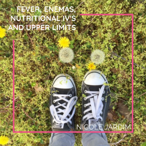 Fever, enemas, nutritional IV's and upper limits