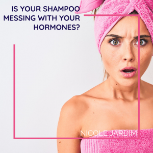 Is Your Shampoo Messing With Your Hormones?