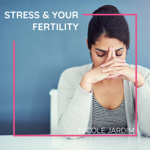 Stress & your fertility - taking a mind/body approach