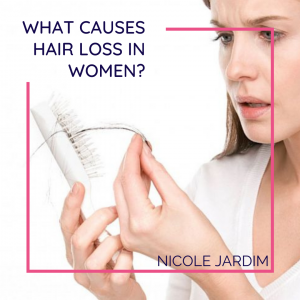 What Causes Hair Loss In Women?