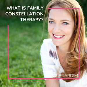 What is Family Constellation Therapy?
